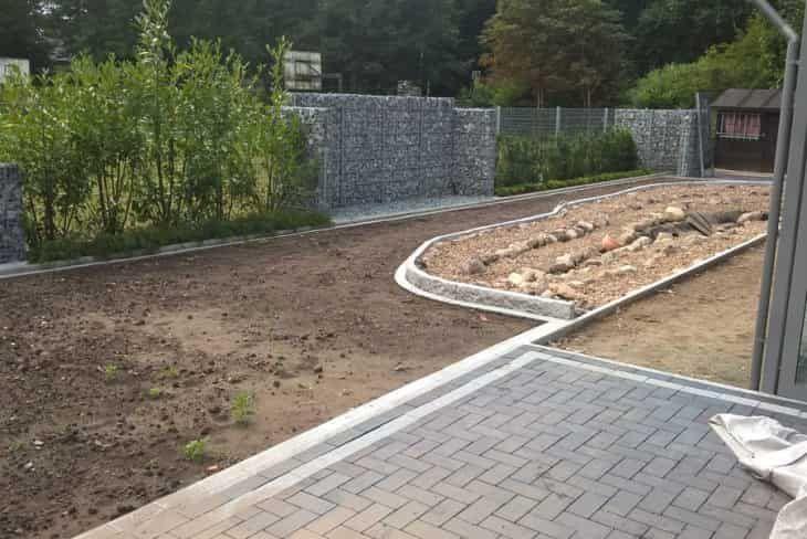 Sichtschutz Mehr Radeck Gartengestaltung Gmbh In Bremerhaven